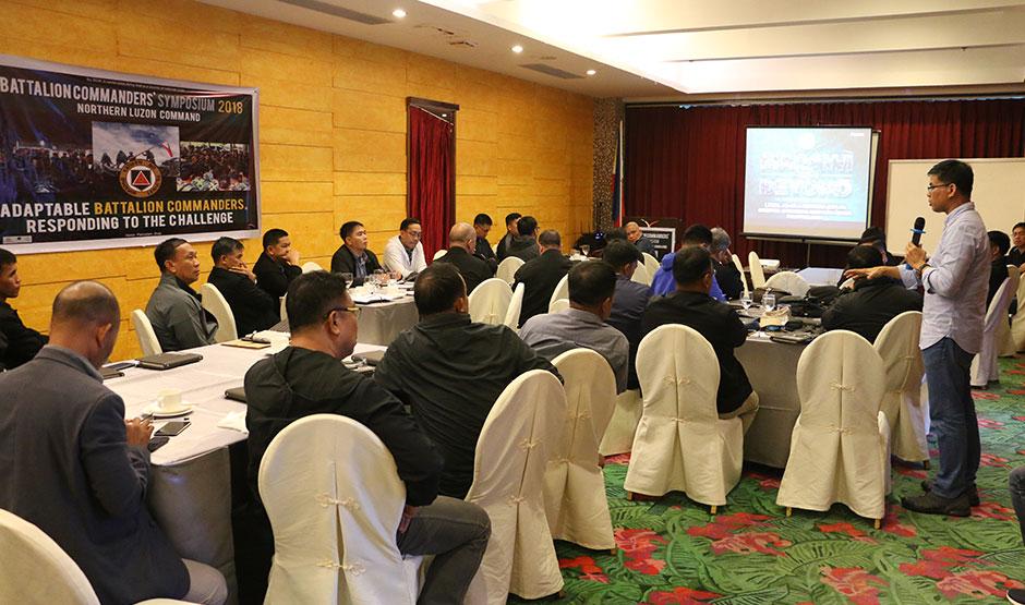 ORCPA joins Battalion Commanders' Symposium NOLCOM Leg