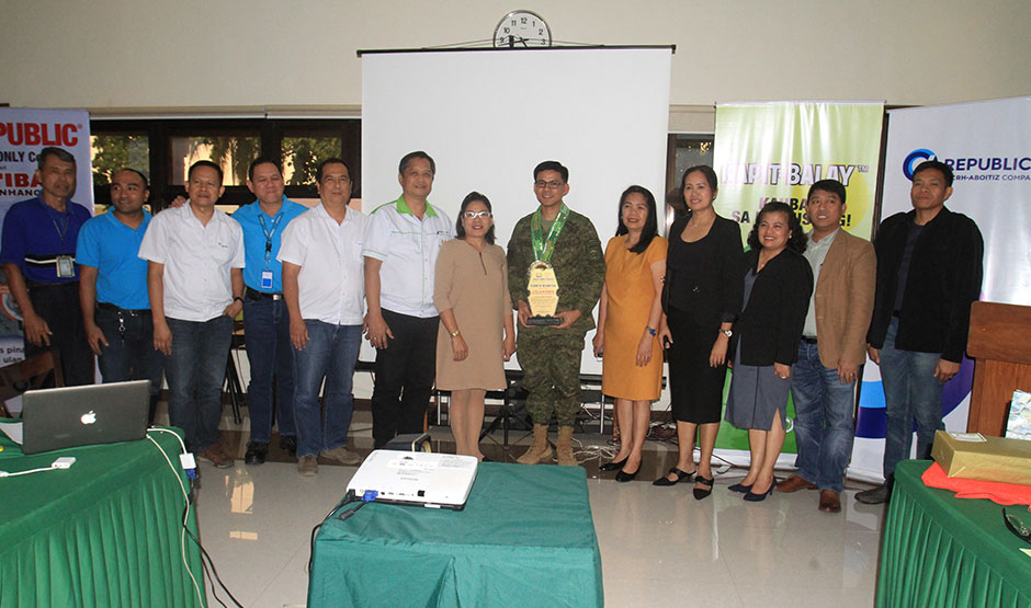ORCPA addresses Iligan City business group security conference