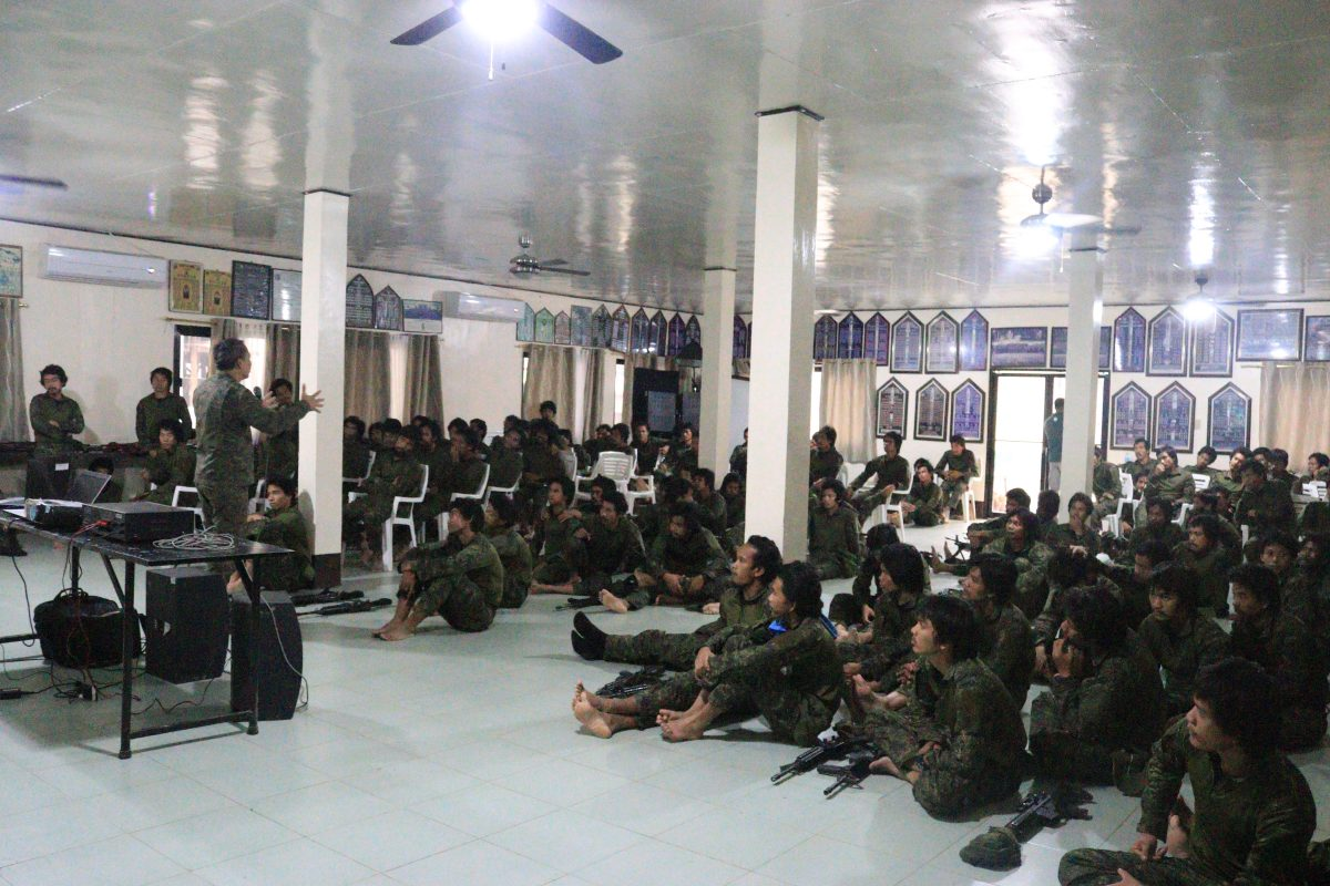 ORCPA Shares the Marawi Experience to the Rangers